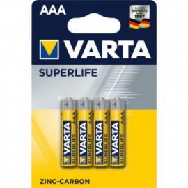 Baterie Superlife AA R6P Blister 4 szt. Varta