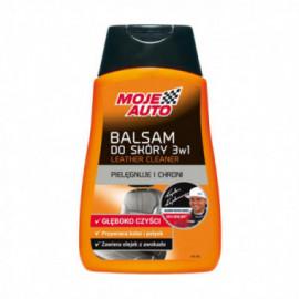Balsam do czyszczenia skóry 3w1 250ml Moje Auto